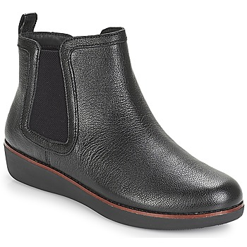 Shoes Women Mid boots FitFlop CHAI Black
