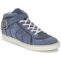 Shoes Men High top trainers Vivienne Westwood HIGH TRAINER Blue