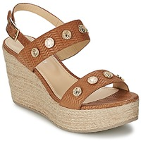 Shoes Women Sandals Alberto Gozzi IRIS Brown
