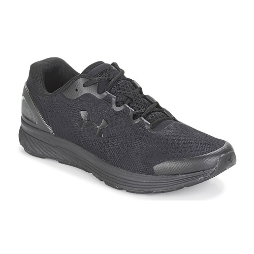 Under Armour UA CHARGED BANDIT 4 Black - Fast delivery with Spartoo ... 5744a3971c765