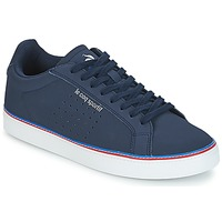 Shoes Men Low top trainers Le Coq Sportif COURTACE SPORT Blue
