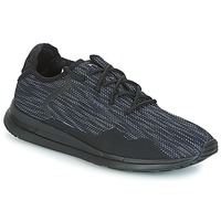 Shoes Men Low top trainers Le Coq Sportif SOLAS PREMIUM Triple /  black