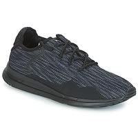 Shoes Men Low top trainers Le Coq Sportif SOLAS PREMIUM Triple /  black