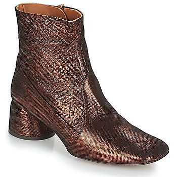 Shoes Women Ankle boots Castaner LAYNA Coppery