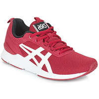 Shoes Low top trainers Asics GEL-LYTE RUNNER Red / White