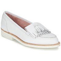 Shoes Women Loafers Elia B ALPHA White