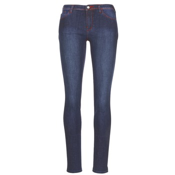 material Women Skinny jeans Emporio Armani ISIWA Blue