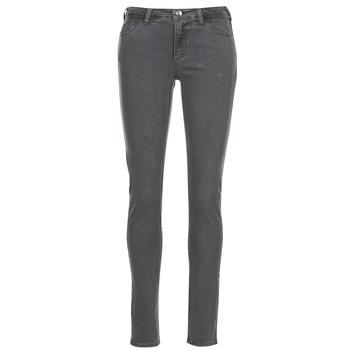 material Women Skinny jeans Emporio Armani YEARAW Black
