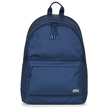Bags Men Rucksacks Lacoste NEOCROC BACKPACK Marine