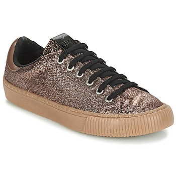 Shoes Women Low top trainers Victoria DEPORTIVO METALIZADO Bronze