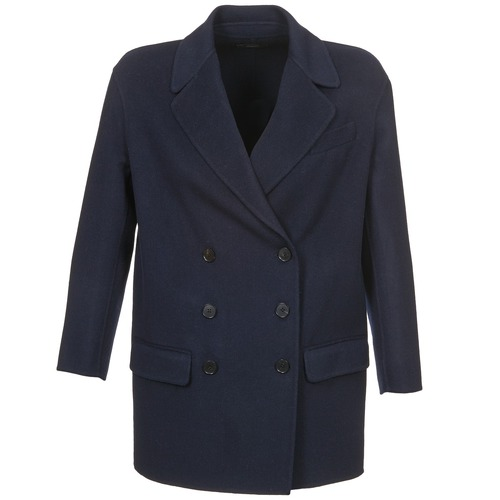 Coats Joseph Material Women Marine Dobble XSnqZOw1