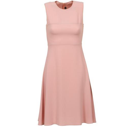 material Women Short Dresses Joseph DOLL Pink