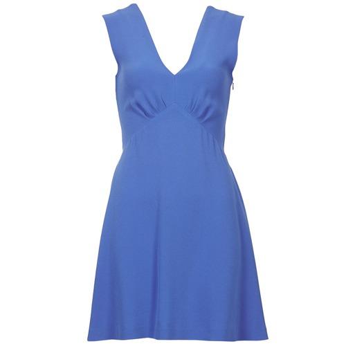 material Women Short Dresses Joseph CALLI Blue