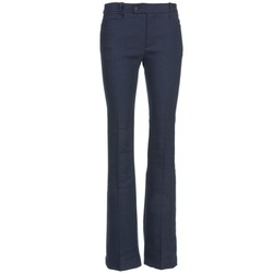 material Women 5-pocket trousers Joseph ROCKET MARINE