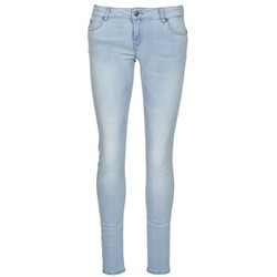 material Women slim jeans Kaporal LOKA Blue / Clear