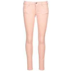 material Women slim jeans Kaporal QUINZE Pink