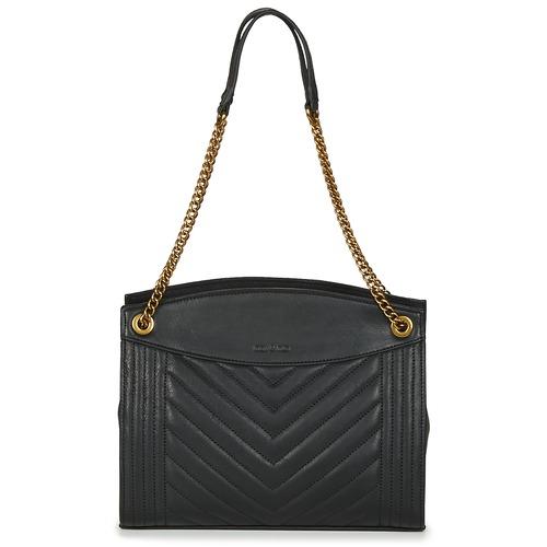 Bags Women Shoulder bags Nat et Nin SIMONE Black