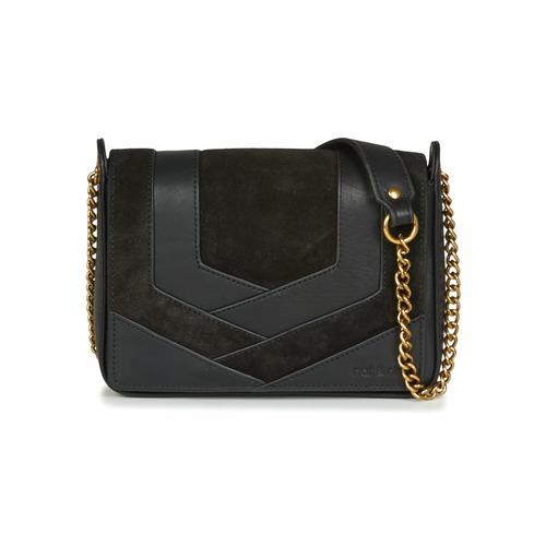 Bags Women Shoulder bags Nat et Nin CAPRI Black