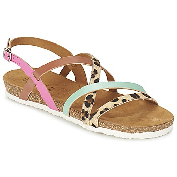 Shoes Women Sandals Bunker LAST MAHON Multicolour