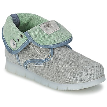 Shoes Children Mid boots Bunker LAST WALK Grey