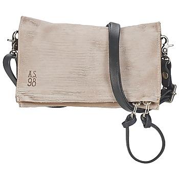 Messenger / Shoulder bags Airstep / A.S.98 LARA ECRU 350x350