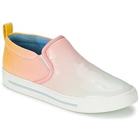 Shoes Women Slip ons Marc by Marc Jacobs CUTE KICKS Multicoloured