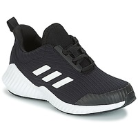 Shoes Children Low top trainers adidas Originals FORTARUN K Black