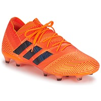 Shoes Men Football shoes adidas Originals NEMEZIZ 18.1 FG Black / Red