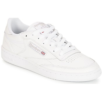 Shoes Low top trainers Reebok Classic CLUB C 85 White
