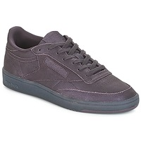 Shoes Women Low top trainers Reebok Classic CLUB C 85 Violet