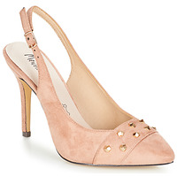 Shoes Women Sandals Menbur DINITARSA Beige / Pink