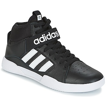 Shoes Men Low top trainers adidas Originals VARIAL MID Black