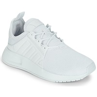 Shoes Children Low top trainers adidas Originals X_PLR J White