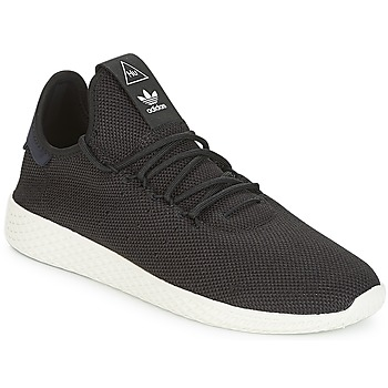 Shoes Men Low top trainers adidas Originals PW TENNIS HU Black