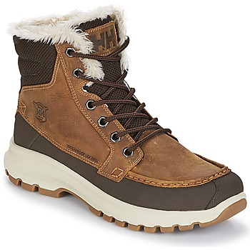 Shoes Men Mid boots Helly Hansen GARIBALDI V3 Brown
