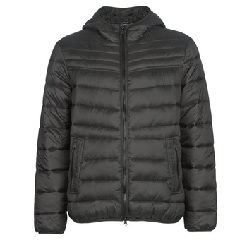 material Men Duffel coats Geox DENNIE Black