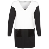 material Women Short Dresses Morgan RMAOLI Multicolour