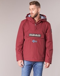 material Men Parkas Napapijri RAINFOREST WINTER Bordeaux