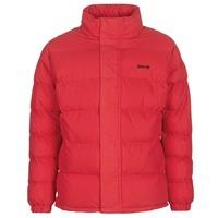 material Duffel coats Schott NEBRASKA Red
