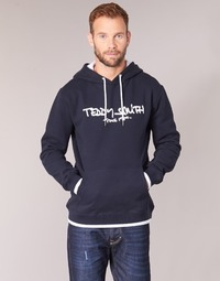 material Men sweaters Teddy Smith SICLASS HOODY Marine