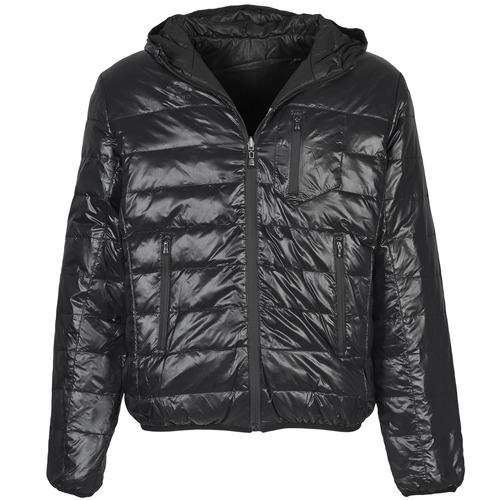 material Men Duffel coats Umbro DIAMOND-DOUDOUNE-NOIR-SCHISTE Black