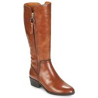 Shoes Women Boots Pikolinos DAROCA W1U Camel