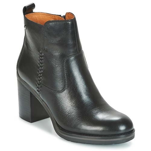 Shoes Women Ankle boots Pikolinos POMPEYA W9T Black