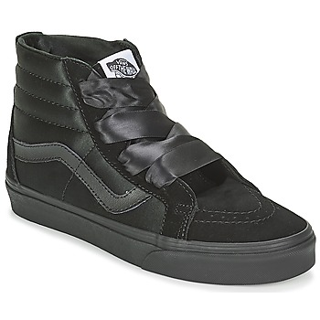 Shoes Women High top trainers Vans SK8-HI ALT LACE Black