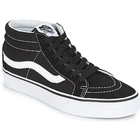Shoes High top trainers Vans SK8-MID REISSUE Black / White