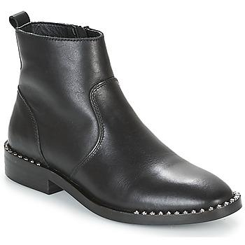 Shoes Women Mid boots Bullboxer TELMASSA  black