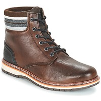Shoes Men Mid boots Bullboxer PEARN Brown