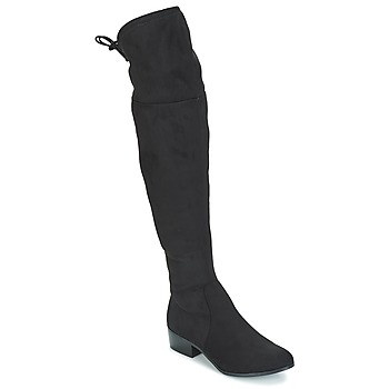 Shoes Women High boots Moony Mood JONYA Black