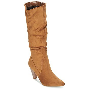 Shoes Women Boots Moony Mood JULMA Brown
