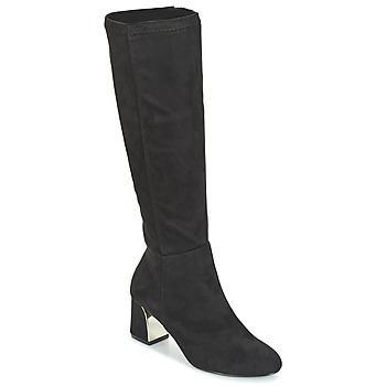 Shoes Women Boots Moony Mood JORDANA Black